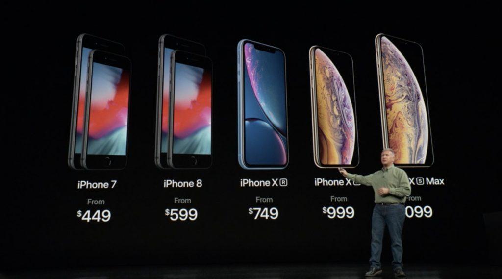Todos los iPhone que Bloomberg asume con menos ventas