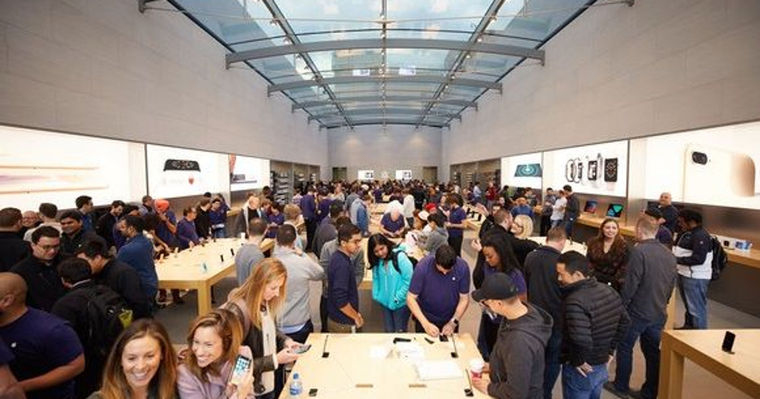Así es el celular más grande de Apple