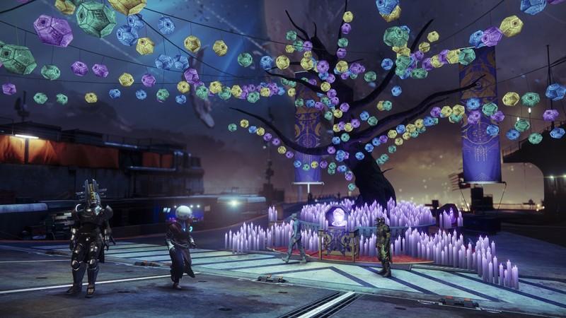 Destiny 2 dio pelea en este evento sobre videojuegos con un escenario que representa al juego