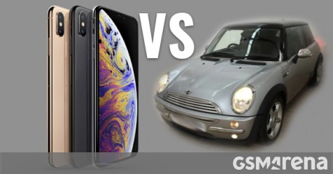 Comparativa entre el iPhone y un coche seminuevo