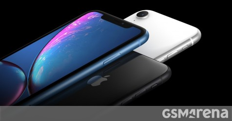 iPhone mostrado en Apple 2018