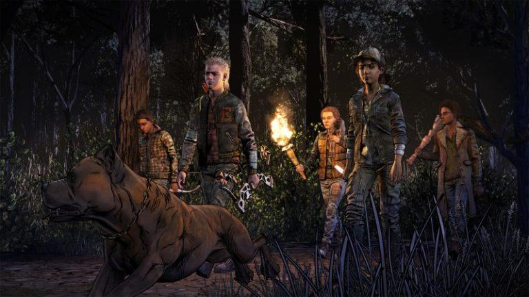Juego de Walking Dead creado por Telltale, empresa que está a punto de quebrar