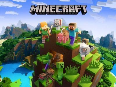 Minecraft llegará en modo historia para PC