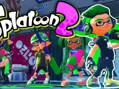 Splatoon hace historia con Nintendo
