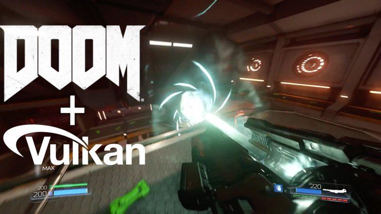 Vulkan impulsa nuevas gráficas en videojuegos