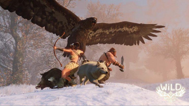 Wild, el juego exclusivo de PlayStation 4