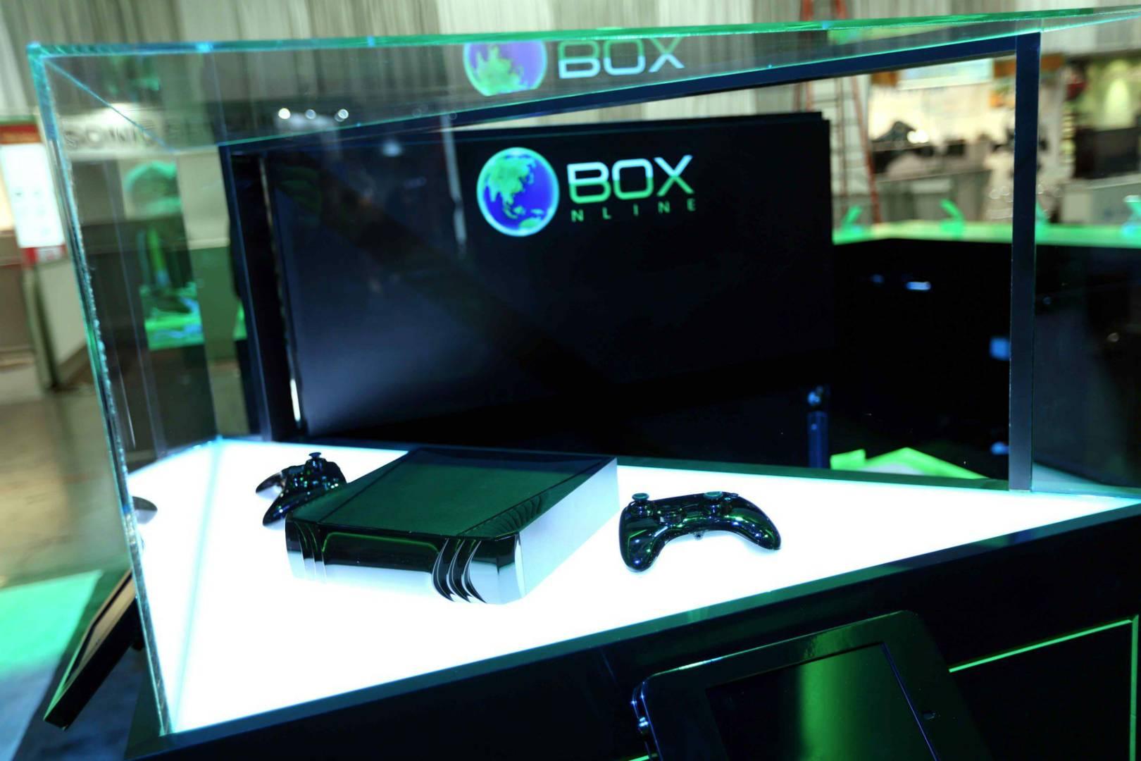 Android lanza su propia consola de videojuegos