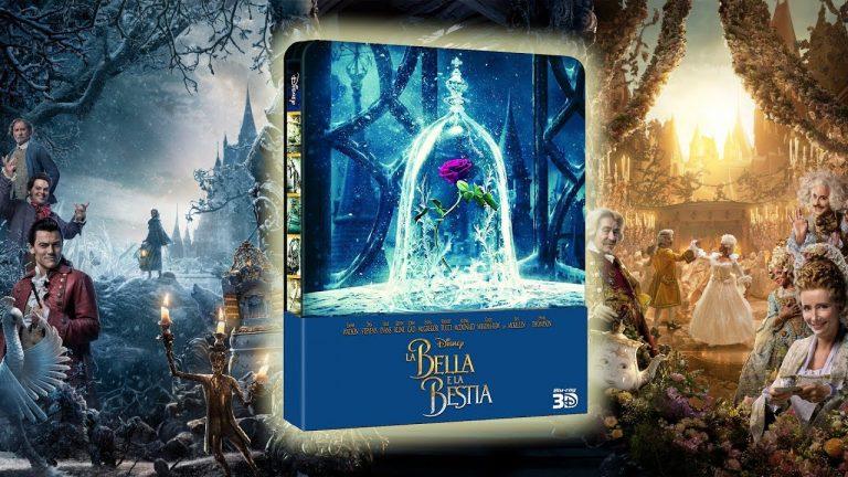 Lanzan edición especial de La Bella y La Bestia