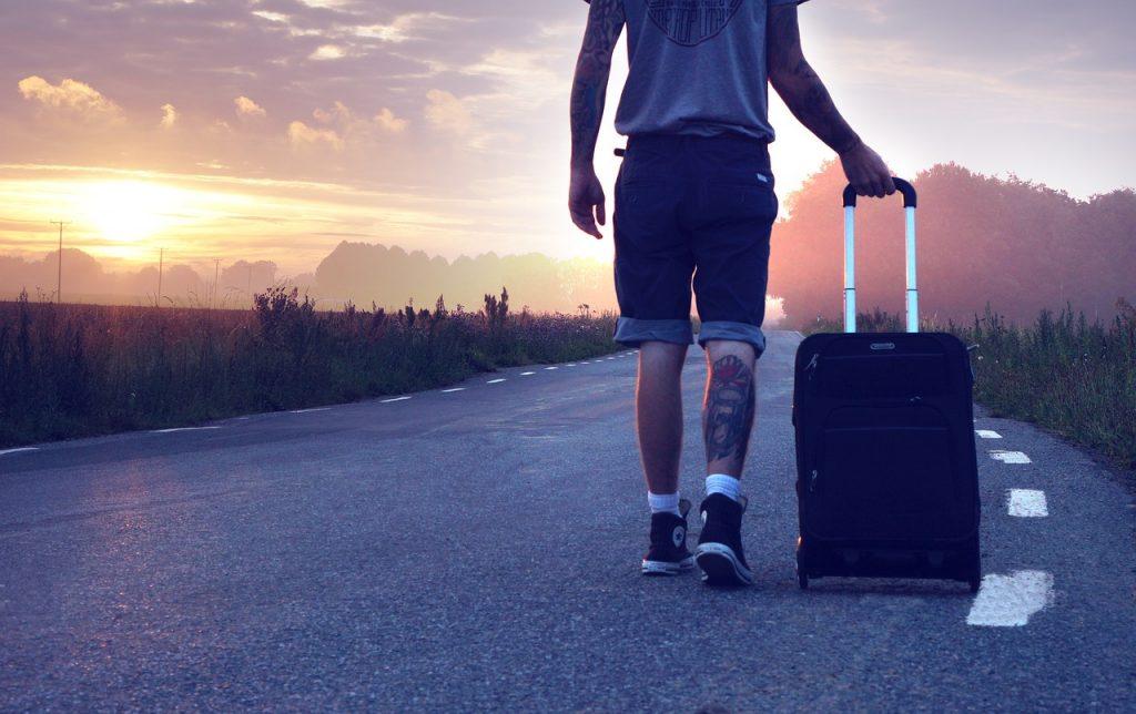 Qué cargar en la maleta al salir de viaje