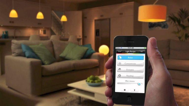 Iphone la novedad para tener una casa inteligente