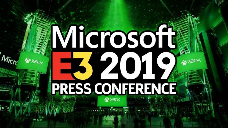 Microsoft se presenta en la convención E3 2019