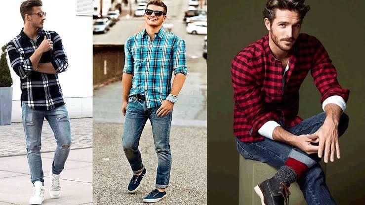 moda estilo leñador
