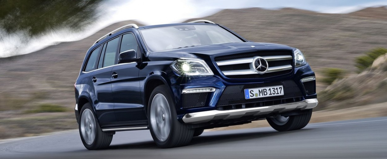 Clase GL de Mercedes-Benz