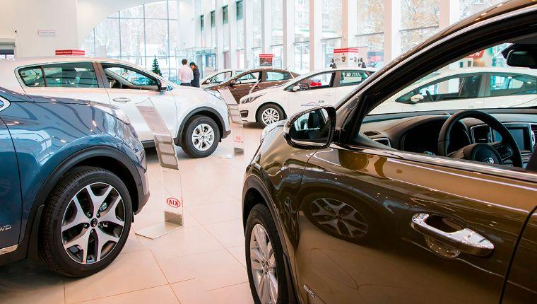 Autos con financiación